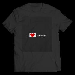 I LOVE JEWELRY - Unisex Shirt