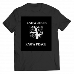 Limited Edition - Know jesus Know Peace