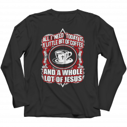 Love Coffee Love Jesus