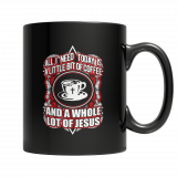 Love Coffee Jesus