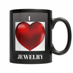 Limited Edition- I Love Jewelry