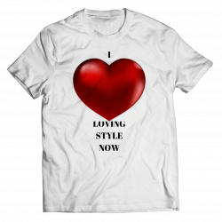 Loving Style Now - Unisex Shirt
