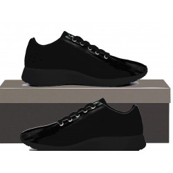 Dog Black And White - Mens Sneakers
