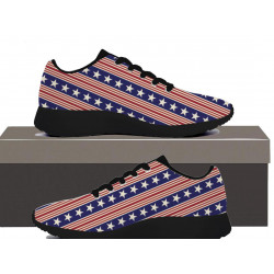 Eagle & Flag - Mens Sneakers