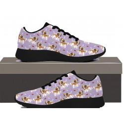 Cute Dog - Womens Sneakers
