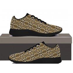 Snake Skin - Womens Sneakers