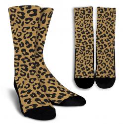 Leopard Skin - Socks