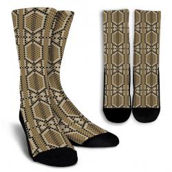 Snake Skin - Socks