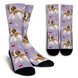 Cute Dog - Socks
