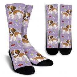 Cute Dog - Socks