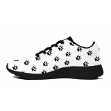 Cat Paw Print -  Kids Sneakers