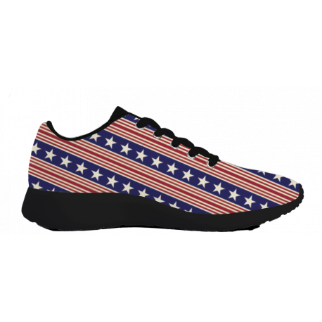 Eagle & Flag - Kids Sneakers