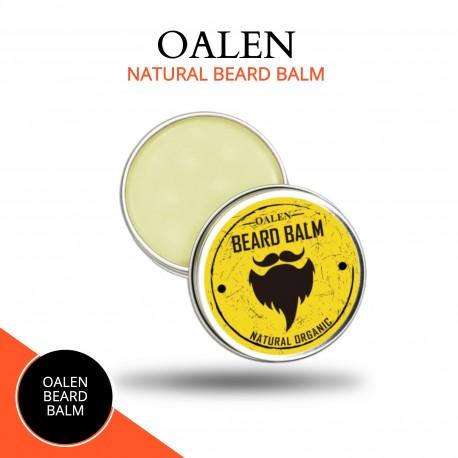 Natural Organic Beard Balm by Oalen