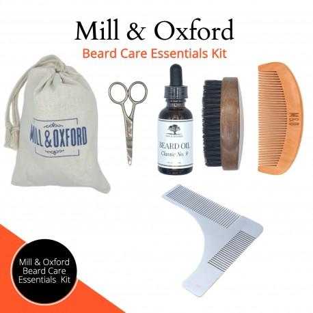 Mill & Oxford Beard Care Bundle