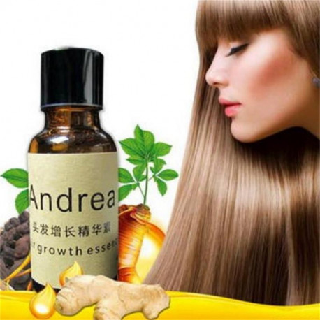 Offer: Andrea Hair Growth Essence 20ml for hair growth restoration