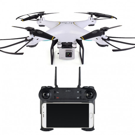 Drone Quadcopter Aircraft with and without  Wifi Camera
