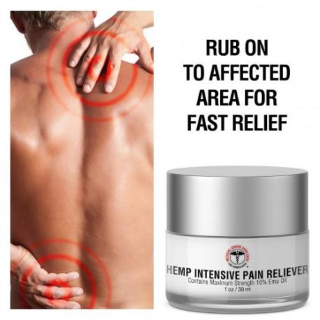 Hemp Intensive Pain Reliever