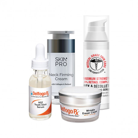 Super Anti Aging Neck Boost (4 Neck Product Set)