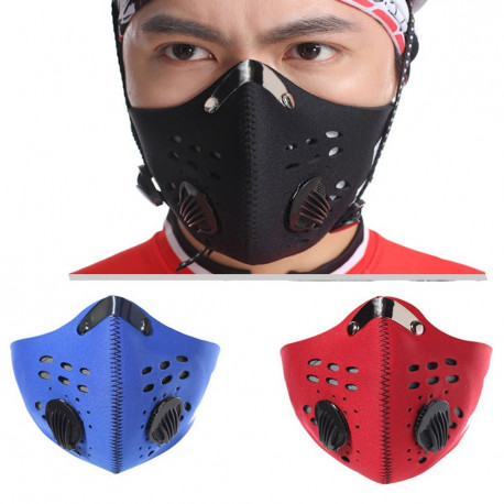 Breathable Activated Carbon Dustproof Sports Mask