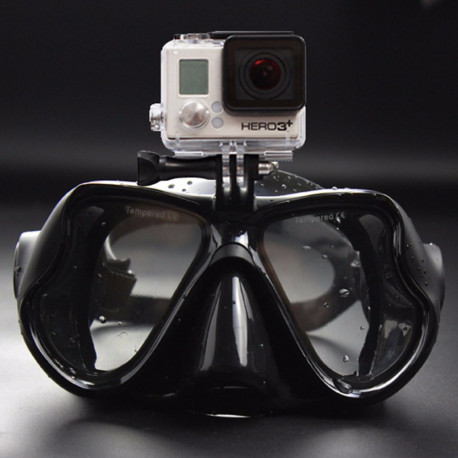 Professional Underwater Camera Diving and Snorkel Mask