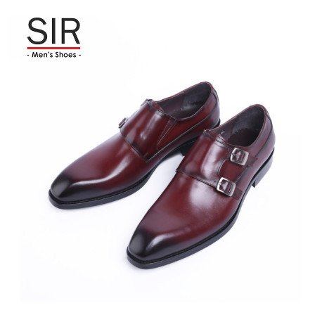 Kent - Double Monk Strap