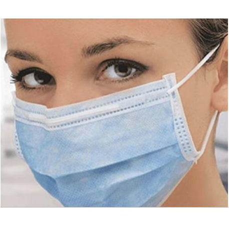 Surgical Mask EN14683 – Type IIR