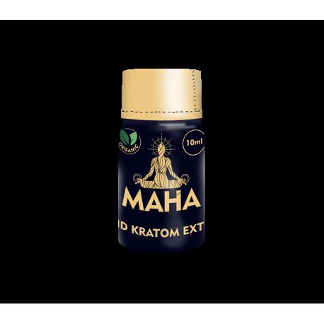 Maha Kratom Gold Extract Shot