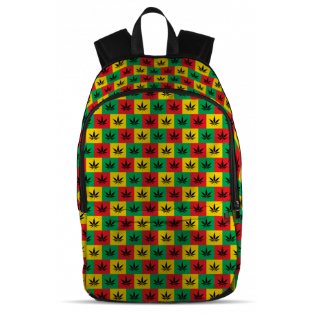 All Over Backpack Print - Backpack 1