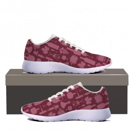 Wine Lovers-4 Sneakers
