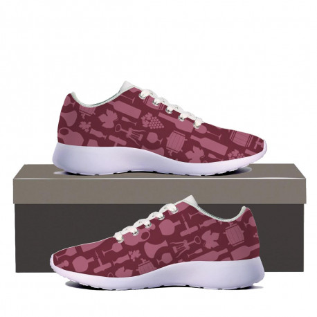 Wine Lovers-4 Sneakers