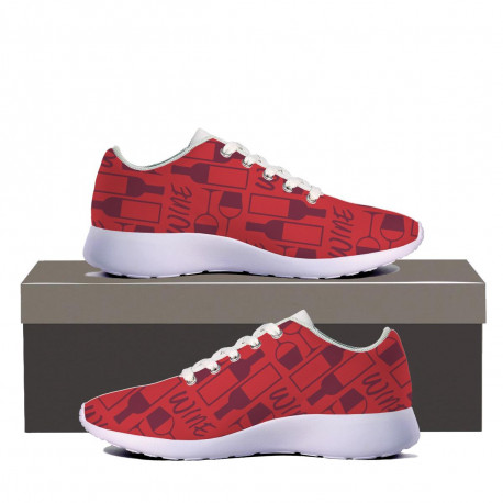 Wine Lovers-6 Sneakers