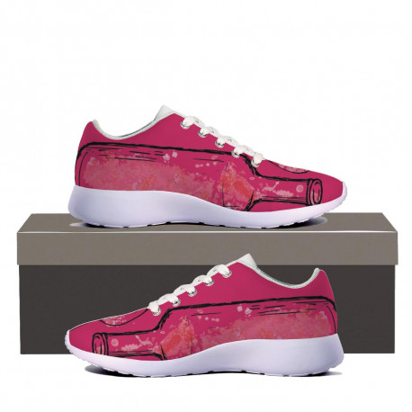 Wine Lovers-10 Sneakers