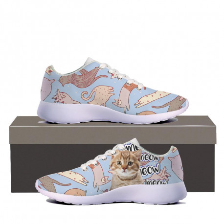 Cats Meow Sneakers