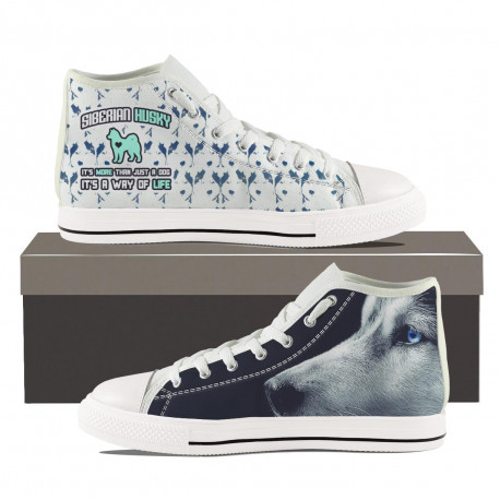 Husky Hightops