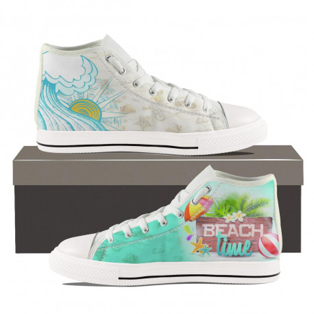 Beach Time Hightops