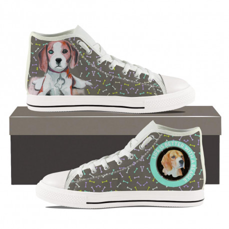 Beagle Hightops