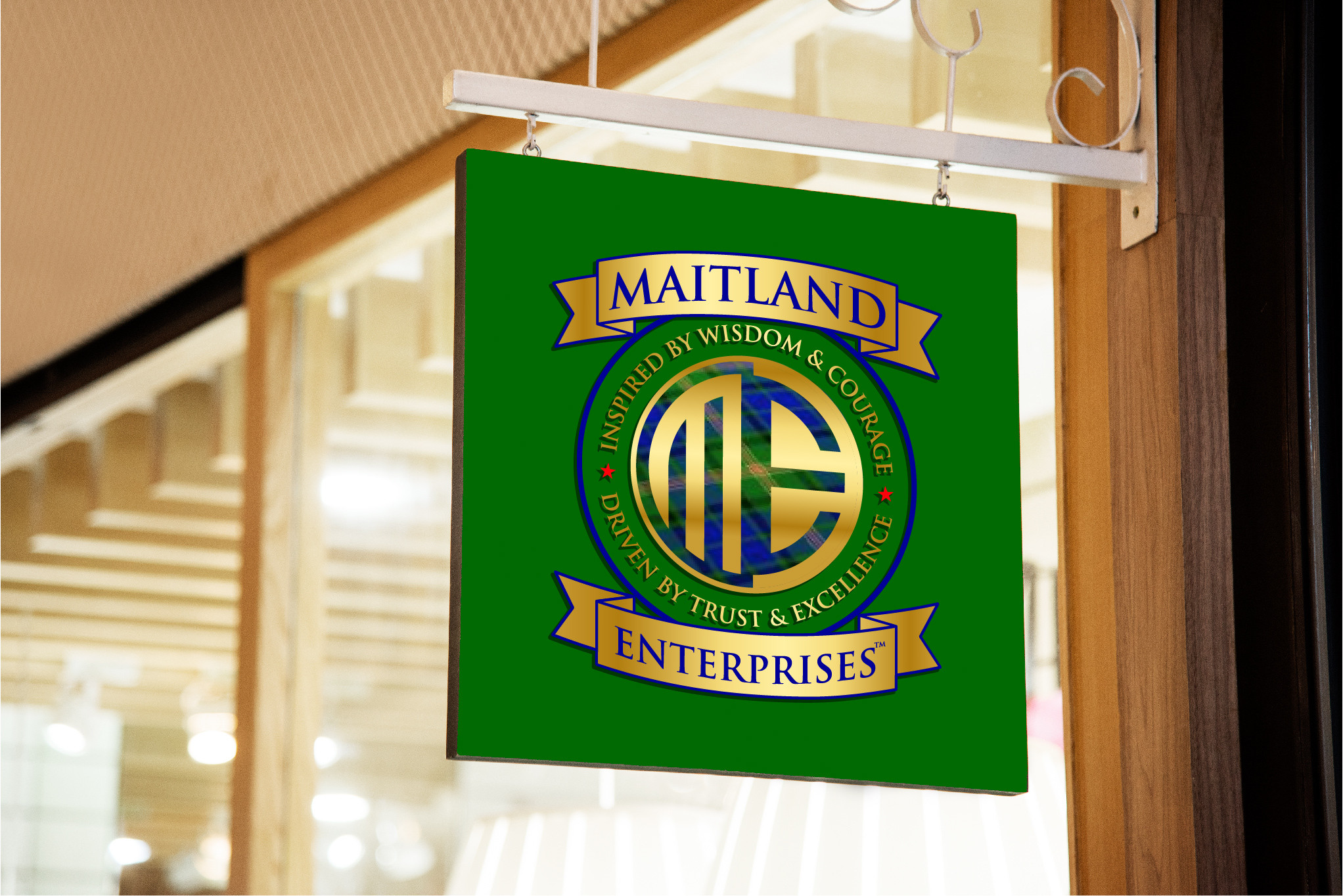 Maitland Enterprises™ - Inspired by Wisdom & Courage... Driven By Trust & Excellence!