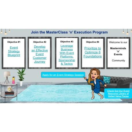 MasterClass 'n' Execution Program