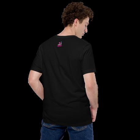 PINK & WHITE FLOWERS WOMEN'S T-SHIRT