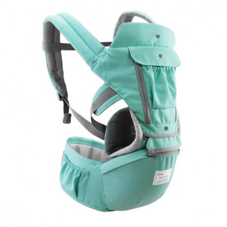 Porta bebés ergonómico 15 en 1 para bebés  de 0- 24 mese