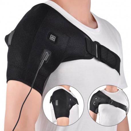Sujetador y Soporte De Calor Para Lesiones de Hombro