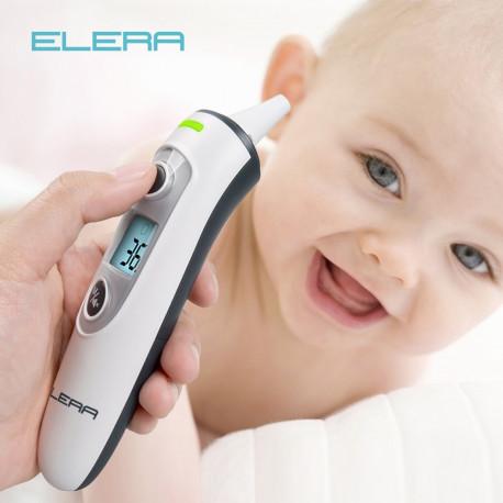 Nuevo Termómetro Digital Con Infrarrojo para Bebe Grandes y Chicos no invasivo