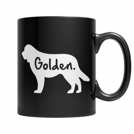 Limited Edition 11oz Golden Retriever Mug