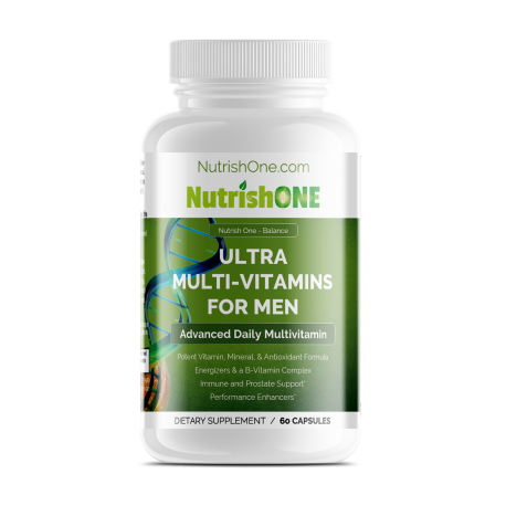 Ultra Multi-Vitamins For Men