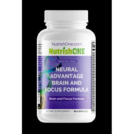 Neural Advantage Brain And Focus Formula