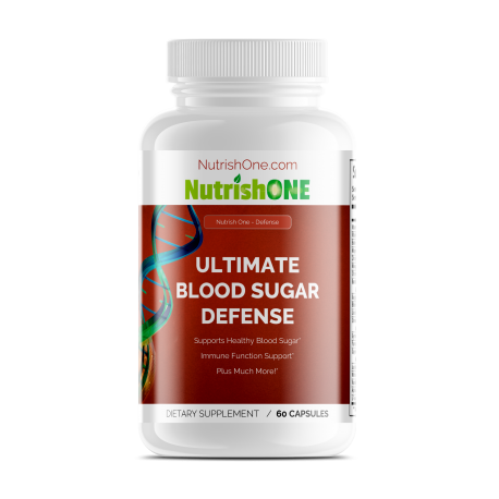 Ultimate Blood Sugar Defense