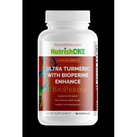 Ultra Turmeric With Bioperine Enhance