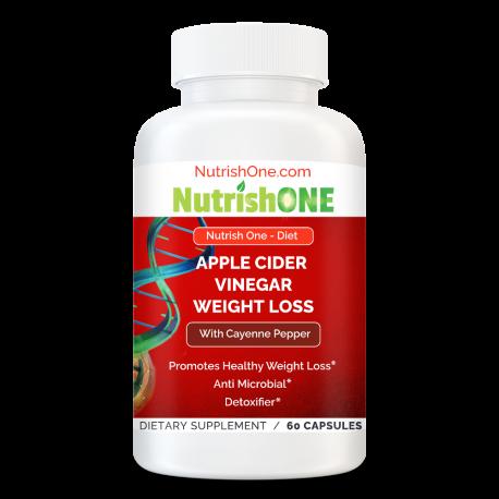 Apple Cider Vinegar Weight Loss