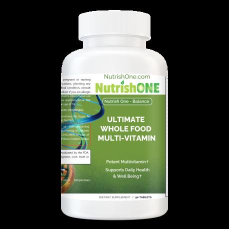 Ultimate Whole Food Multi-Vitamin