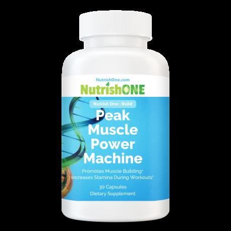 Peak Muscle Power Machine